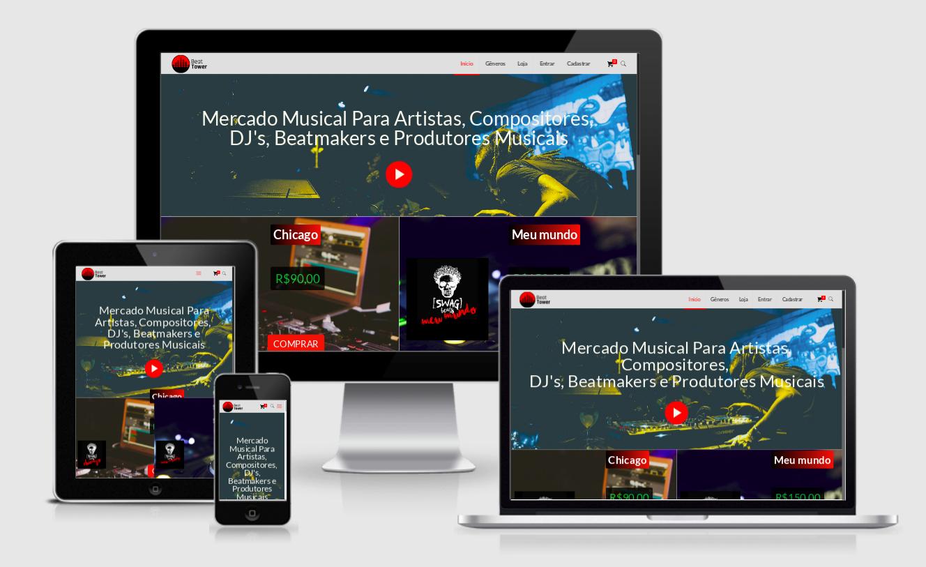 Desenvolvi Desenvolvimento Web Sites Beattower