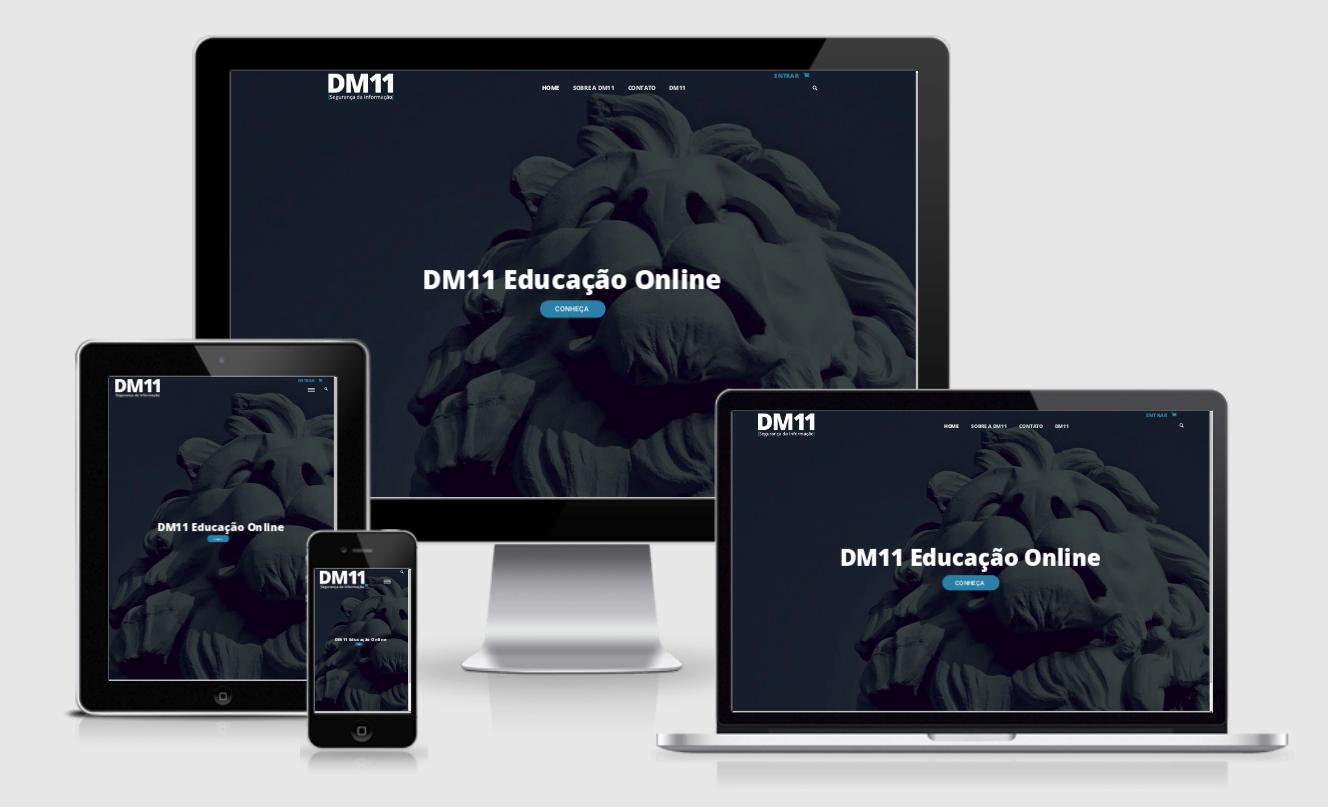 Desenvolvi Desenvolvimento Web Sites EaD DM11