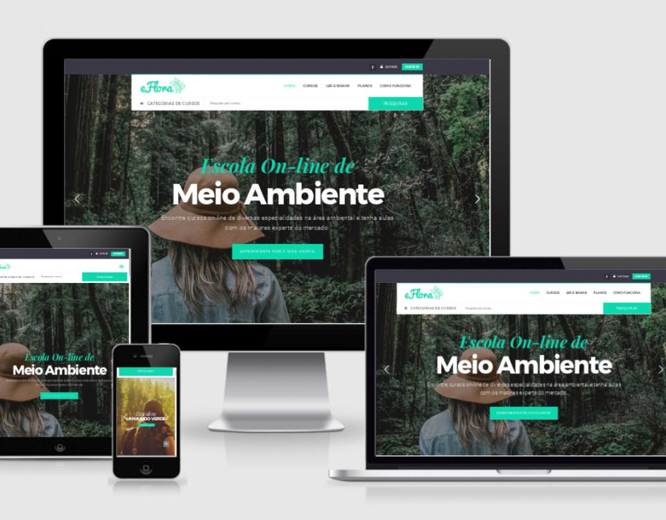 Desenvolvi Desenvolvimento Web Sites Eflora