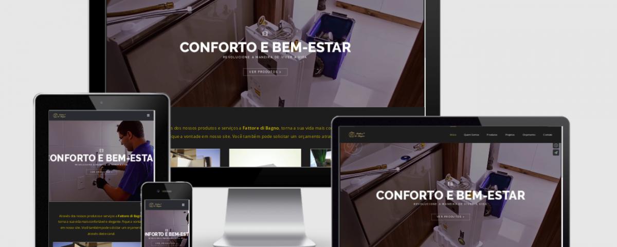 Desenvolvi Desenvolvimento Web Sites Fattori Di Bagno