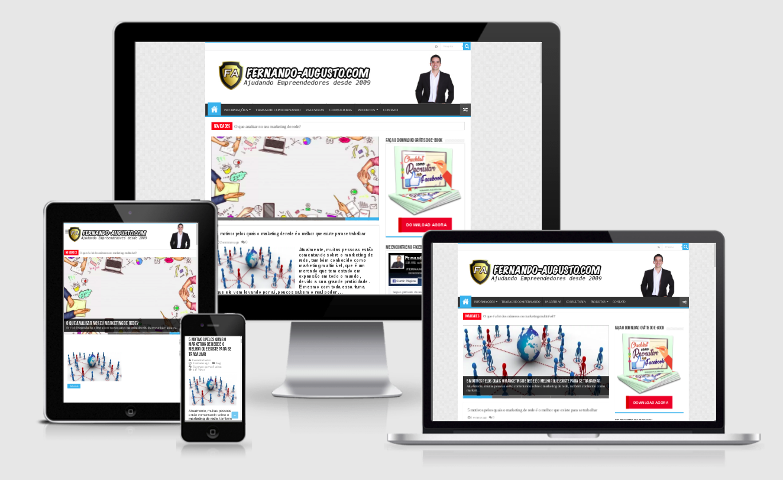 Desenvolvi Desenvolvimento Web Sites Fernando Augusto