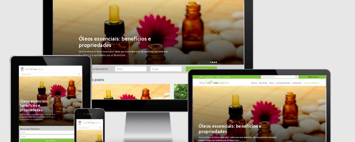 Desenvolvi Desenvolvimento Web Blog Use Orgânico