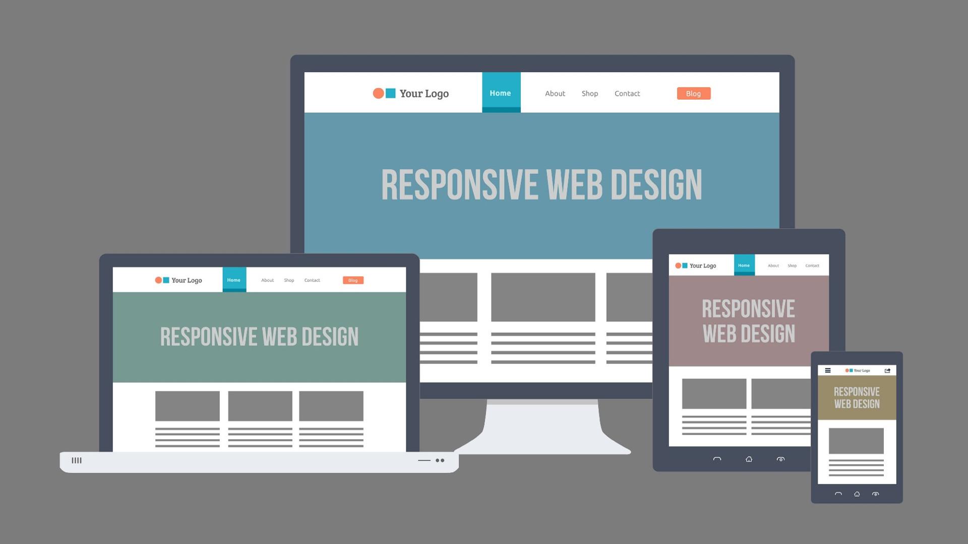Desenvolvi Desenvolvimento Web Design Responsivo