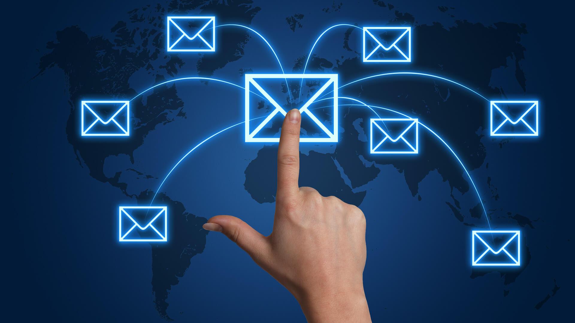 Desenvolvi Desenvolvimento Web Servidor de E-mail