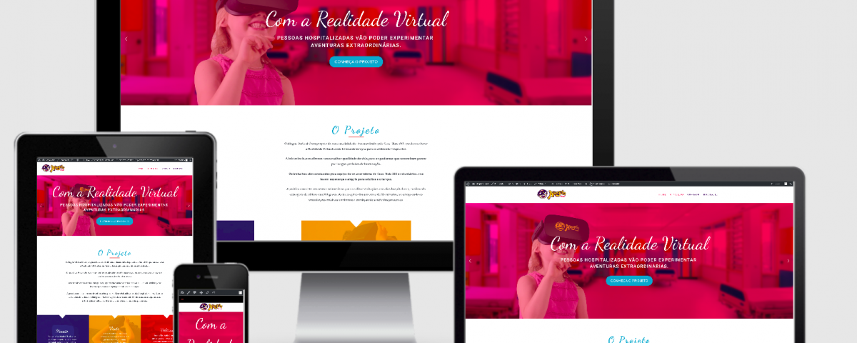 Desenvolvi Desenvolvimento Web Alegria Virtual Realidade Virtual Grupo Casa Mais