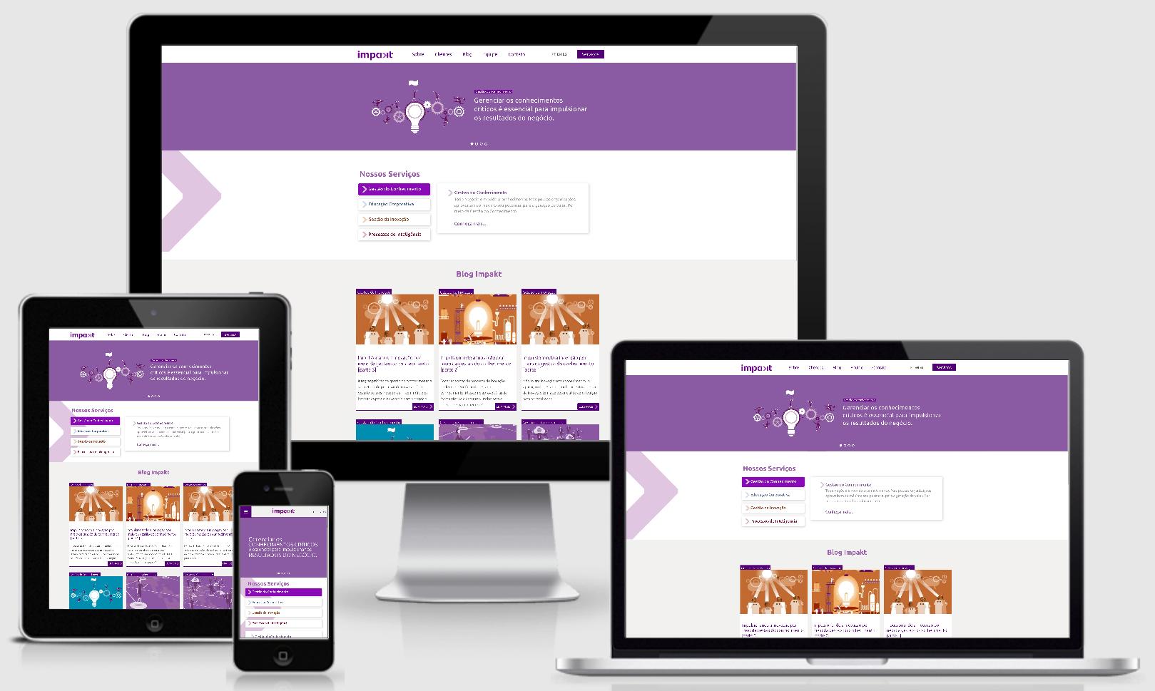 Desenvolvi Desenvolvimento Web Impakt Consult
