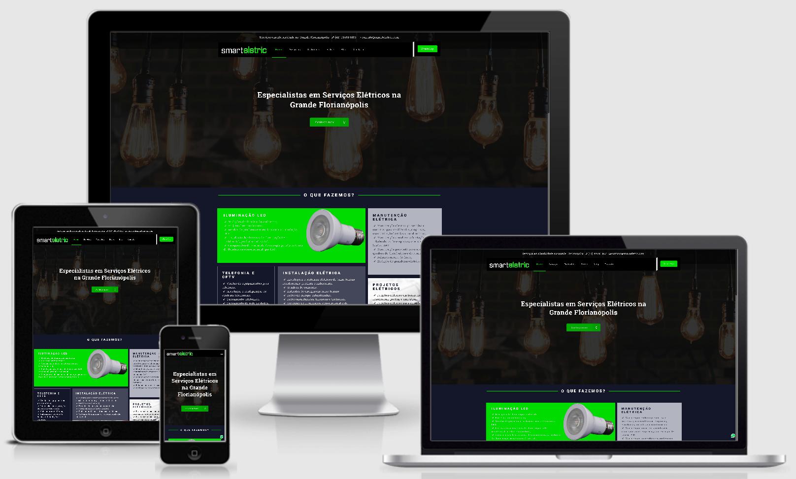 Desenvolvi Desenvolvimento Web Smart Eletric