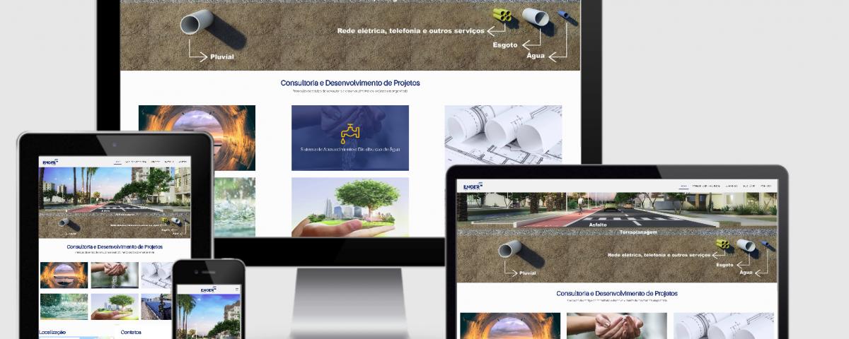 Desenvolvi Desenvolvimento Web Enger Engenharia e Consultoria Projetos Sanitários